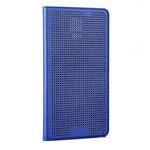 Чехол Yotrix DotCase Flip для Samsung Galaxy S5 SM-G900 (синий, кожаный)