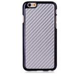 Чехол Yotrix CarbonCase для Apple iPhone 6 (серый, пластиковый)