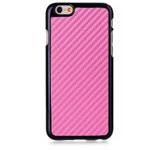 Чехол Yotrix CarbonCase для Apple iPhone 6 (розовый, пластиковый)