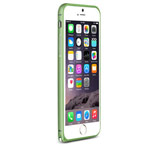 Чехол Yotrix BumperArc для Apple iPhone 6 (зеленый, алюминиевый)