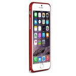 Чехол Yotrix BumperArc для Apple iPhone 6 (красный, алюминиевый)