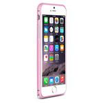Чехол Yotrix BumperArc для Apple iPhone 6 (розовый, алюминиевый)