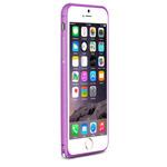 Чехол Yotrix BumperArc для Apple iPhone 6 (фиолетовый, алюминиевый)