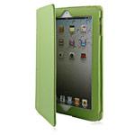 Чехол WhyNot Folio Case для Apple iPad 2/new iPad (зеленый, кожаный) (NPG)