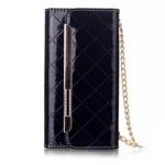 Чехол Yotrix WalletFlip Case для Apple iPhone 6 plus (черный, кожаный)