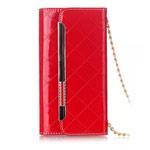 Чехол Yotrix WalletFlip Case для Apple iPhone 6 plus (красный, кожаный)