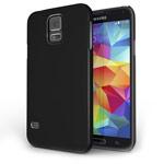 Чехол Yotrix MetalCase для Samsung Galaxy S5 SM-G900 (черный, алюминиевый)