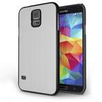 Чехол Yotrix MetalCase для Samsung Galaxy S5 SM-G900 (серебристый, алюминиевый)