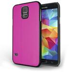 Чехол Yotrix MetalCase для Samsung Galaxy S5 SM-G900 (розовый, алюминиевый)