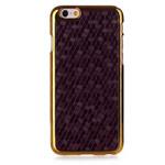 Чехол Yotrix CombCase для Apple iPhone 6 plus (коричневый, кожаный)