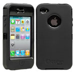 Чехол Otterbox Defender Series для Apple iPhone 4 (черный)