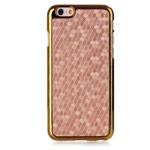 Чехол Yotrix CombCase для Apple iPhone 6 plus (золотистый, кожаный)