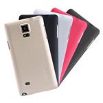 Чехол Nillkin Hard case для Samsung Galaxy Note 4 N910 (белый, пластиковый)