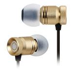 Наушники GGMM Nightingale (золотистые, пульт/микрофон, 20-20000 Гц, 2 х 8.0 мм)