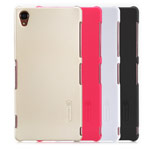 Чехол Nillkin Hard case для Sony Xperia Z3 L55t (белый, пластиковый)