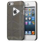 Чехол GGMM Play Case для Apple iPhone 5/5S (черный, пластиковый)