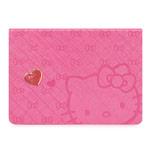 Чехол Garmma Hello Kitty Folio case для Apple iPad Air (розовый, кожаный)