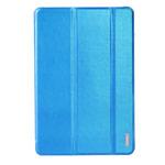 Чехол Remax Jane Slim Case для Apple iPad mini/iPad mini 2 (голубой, кожаный)