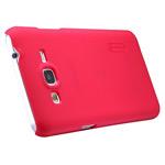 Чехол Nillkin Hard case для Samsung Galaxy Grand Prime G5308W (красный, пластиковый)