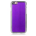 Чехол Yotrix MetalCase для Apple iPhone 6 (фиолетовый, алюминиевый)