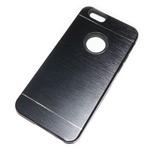 Чехол Yotrix MetalCase Silicone для Apple iPhone 6 (черный, алюминиевый)