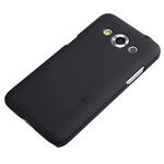 Чехол Nillkin Hard case для Samsung Galaxy Core max G510f (черный, пластиковый)