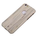 Чехол Yotrix WoodCase для Apple iPhone 6 plus (белый, деревянный)