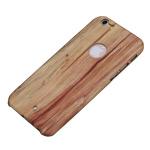 Чехол Yotrix WoodCase для Apple iPhone 6 plus (коричневый, деревянный)