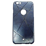 Чехол Yotrix ThinLeather case для Apple iPhone 6 plus (темно-синий, кожаный)