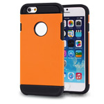 Чехол Yotrix SportCase для Apple iPhone 6 (оранжевый, пластиковый)