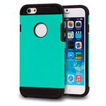 Чехол Yotrix SportCase для Apple iPhone 6 (бирюзовый, пластиковый)