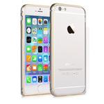 Чехол Comma Aluminum Bumper для Apple iPhone 6 (серебристый, алюминиевый)