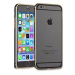 Чехол Comma Aluminum Bumper для Apple iPhone 6 (темно-серый, алюминиевый)