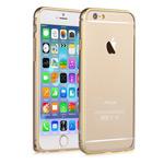 Чехол Comma Aluminum Bumper для Apple iPhone 6 (золотистый, алюминиевый)