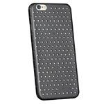 Чехол USAMS Twinkle Series для Apple iPhone 6 (черный, пластиковый)