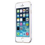 Чехол USAMS Arco Series для Apple iPhone 6 (серебристый, алюминиевый)