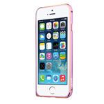 Чехол USAMS Arco Series для Apple iPhone 6 (розовый, алюминиевый)