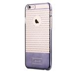 Чехол USAMS V-Plating Series для Apple iPhone 6 (темно-серый, пластиковый)