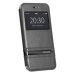 Чехол USAMS Merry Series для Apple iPhone 6 plus (черный, кожаный)