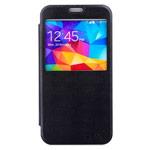 Чехол Devia Talent case для Samsung Galaxy Note 4 N910 (черный, кожаный)