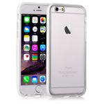 Чехол Vouni Duo case для Apple iPhone 6 (белый, гелевый)