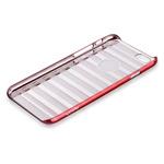 Чехол Vouni Parallel case для Apple iPhone 6 (красный, пластиковый)