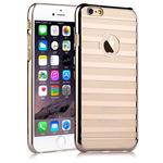 Чехол Vouni Parallel case для Apple iPhone 6 (золотистый, пластиковый)