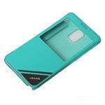 Чехол USAMS Viva Series для Samsung Galaxy Note 4 N910 (зеленый, кожаный)