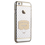Чехол Devia Love&Fun case для Apple iPhone 6 (Cherrycake, пластиковый)