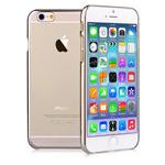 Чехол Devia Glimmer case для Apple iPhone 6 plus (золотистый, пластиковый)