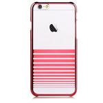 Чехол Devia Melody case для Apple iPhone 6 plus (красный, пластиковый)