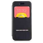 Чехол Devia Active case для Apple iPhone 6 plus (черный, кожаный)