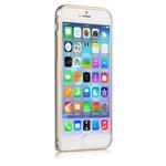 Чехол Vouni Aluminum bumper для Apple iPhone 6 plus (серебристый, алюминиевый)