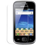 Защитная пленка Dustproof для Samsung Galaxy Gio S5660 (прозрачная)